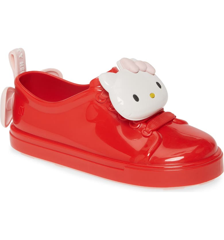 MINI MELISSA Be + Hello Kitty<sup>®</sup> Flat, Main, color, 600