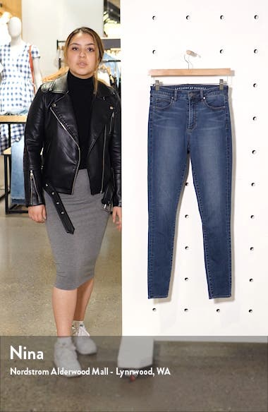 Hillary High Waist Ankle Jeggings, sales video thumbnail