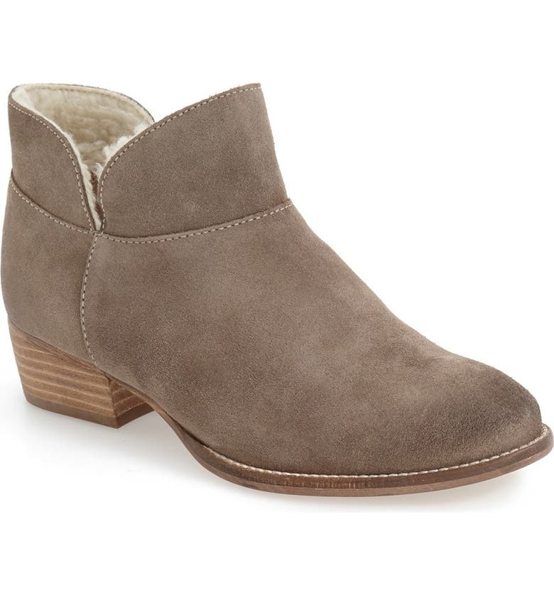 SEYCHELLES 'Bait Cozy' Faux Shearling Bootie, Main, color, 250