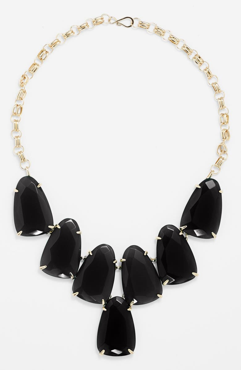 KENDRA SCOTT Harlow Necklace, Main, color, 001