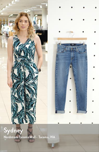 Tally Crop Skinny Jeans, sales video thumbnail