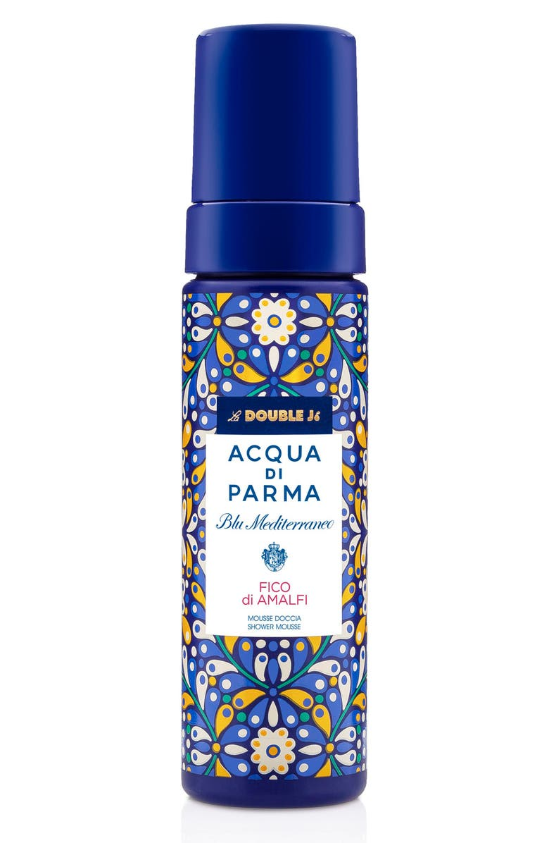 ACQUA DI PARMA Blu Mediterraneo Fico di Amalfi Shower Mousse, Main, color, No Color