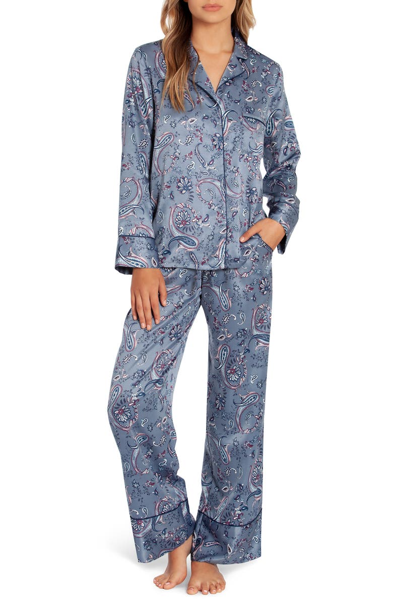 IN BLOOM BY JONQUIL Whistler Pajamas, Main, color, 020