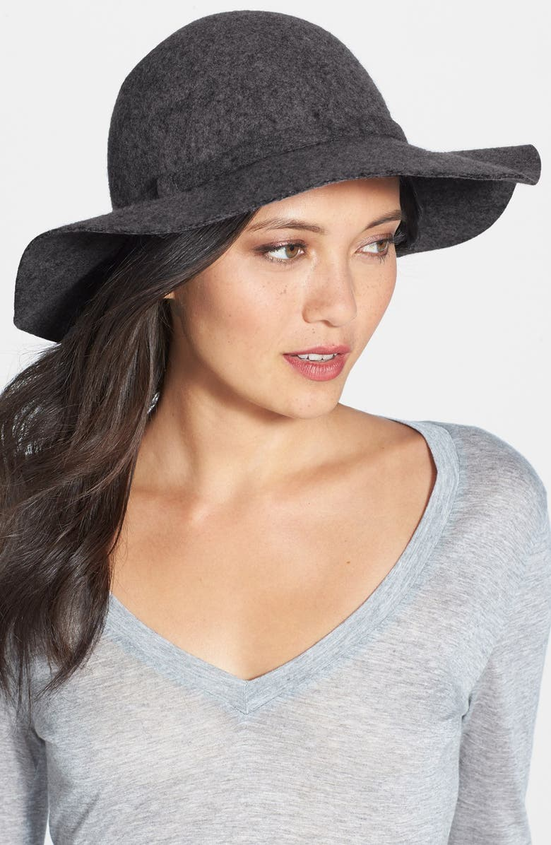 PHASE 3 Floppy Wool Hat, Main, color, 001