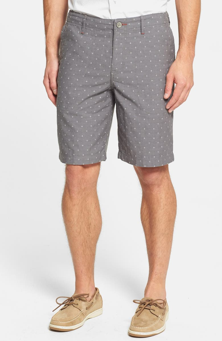 TOMMY BAHAMA Denim 'Off The Grid' Shorts, Main, color, 050