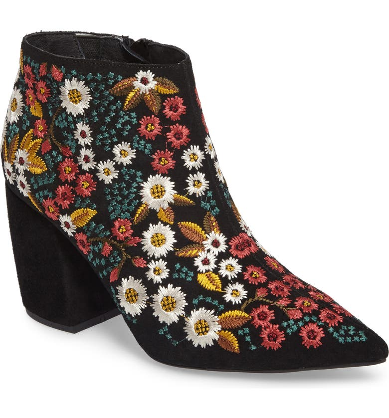 JEFFREY CAMPBELL Total Ankle Bootie, Main, color, 004