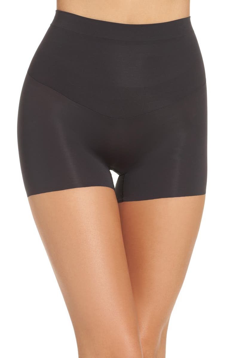 SPANX<SUP>®</SUP> Shape My Day Girl Shorts, Main, color, 001