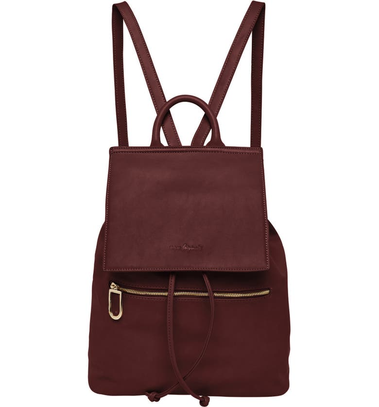URBAN ORIGINALS Vegan Leather Hide And Seek Backpack, Main, color, 930