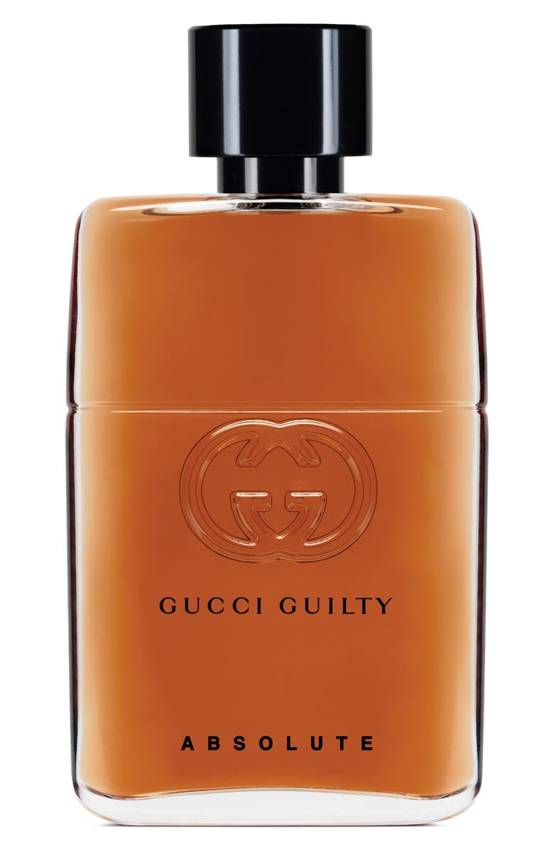 GUCCI Guilty Absolute Pour Homme Eau de Parfum, Main, color, 000