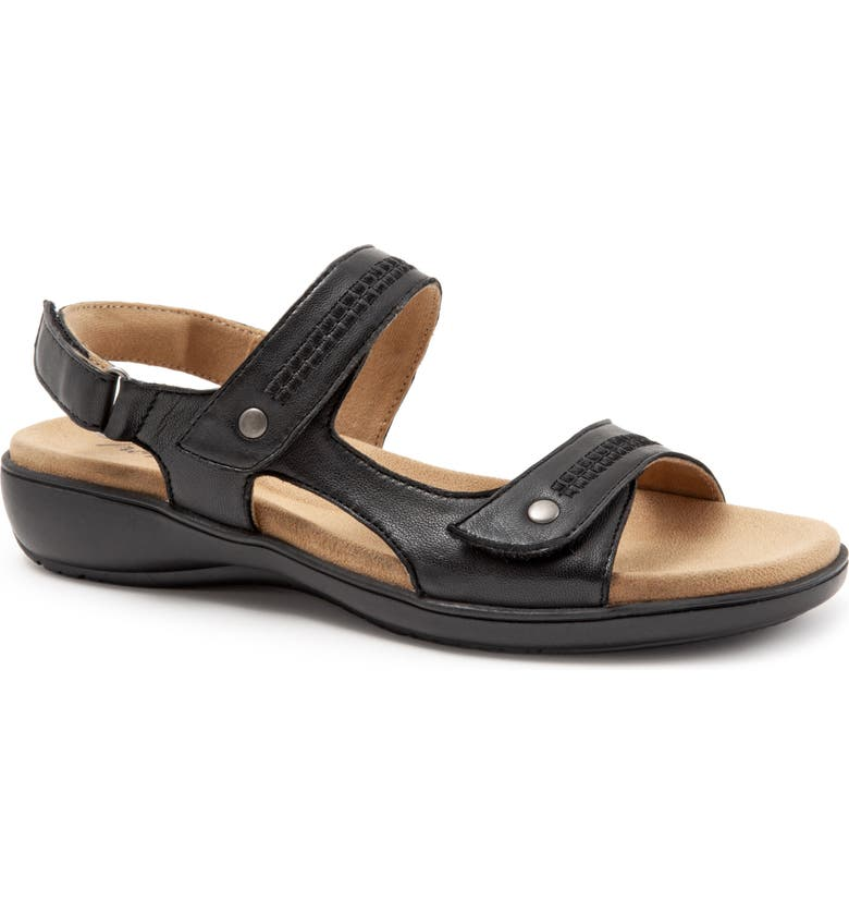 TROTTERS Venice Sandal, Main, color, 001