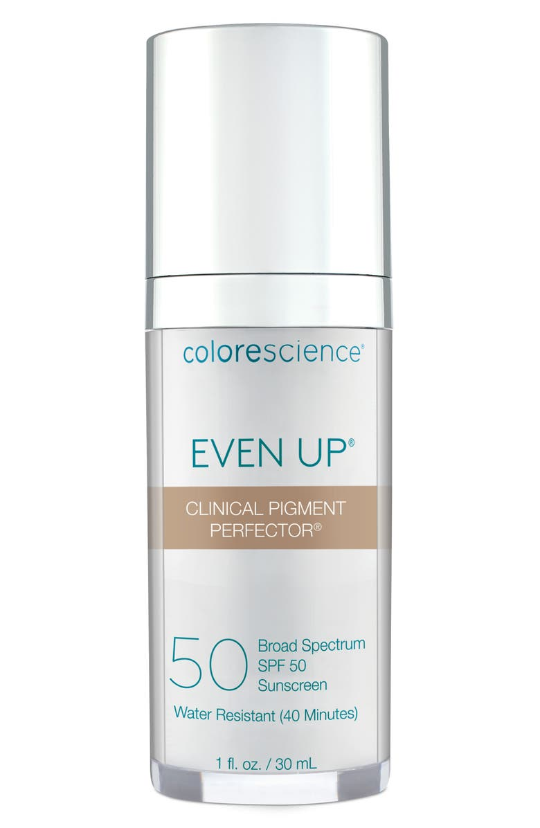 COLORESCIENCE<SUP>®</SUP> Even Up<sup>™</sup> Clinical Pigment Perfector SPF 50 Sunscreen, Main, color, NO COLOR