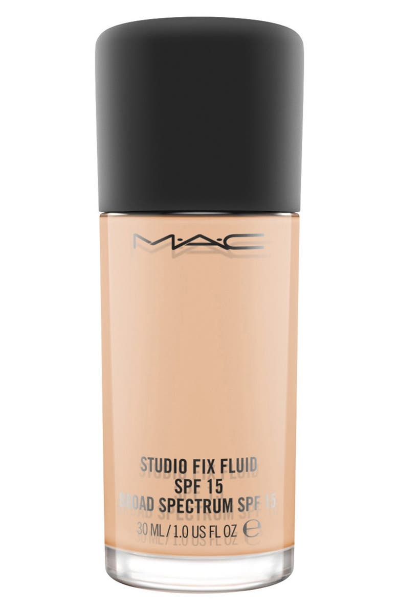 MAC COSMETICS MAC Studio Fix Fluid Foundation SPF 15, Main, color, NW20 WARM NEUTRAL ROSY