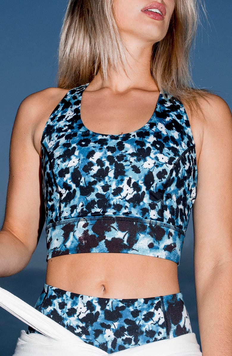 FP MOVEMENT ASHFORD PRINTED YOURE A P, Main, color, BLUE COMBO