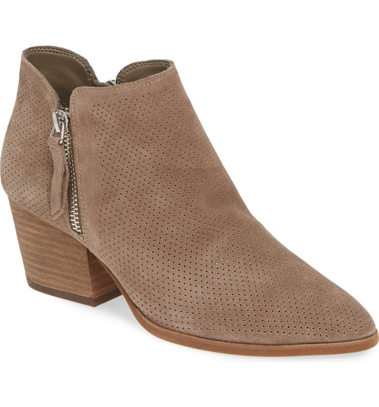 VINCE CAMUTO Nethera Perforated Bootie, Main, color, 250