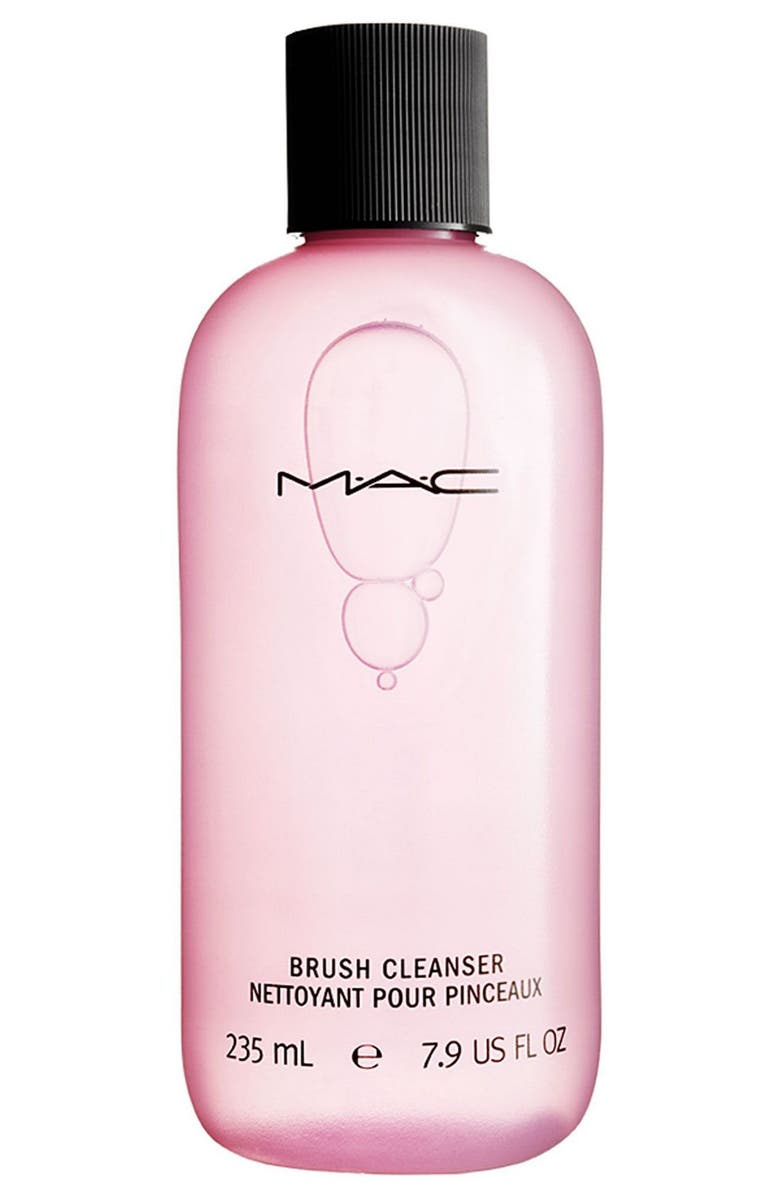 MAC COSMETICS MAC Brush Cleanser, Main, color, NO COLOR