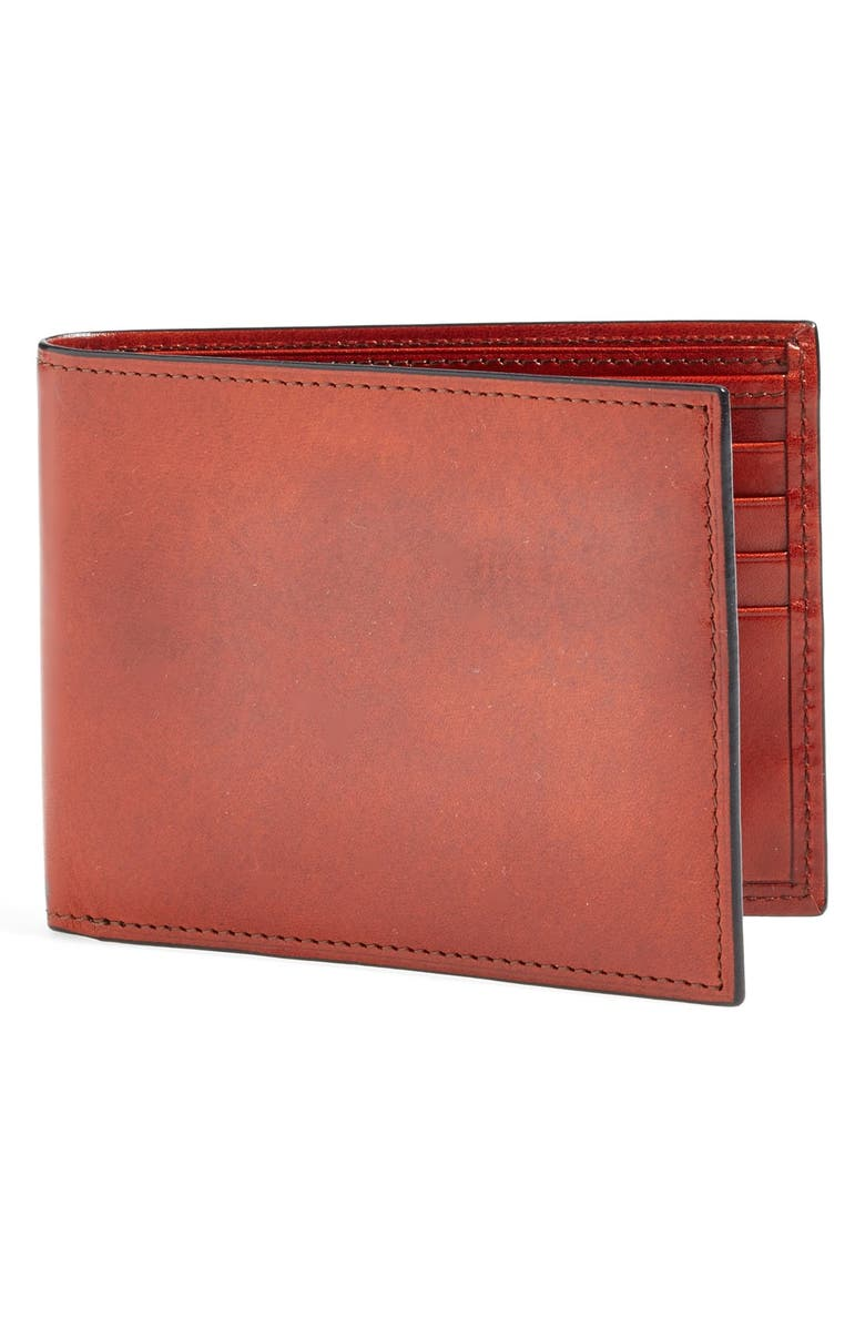 BOSCA Old Leather Deluxe Wallet, Main, color, 230