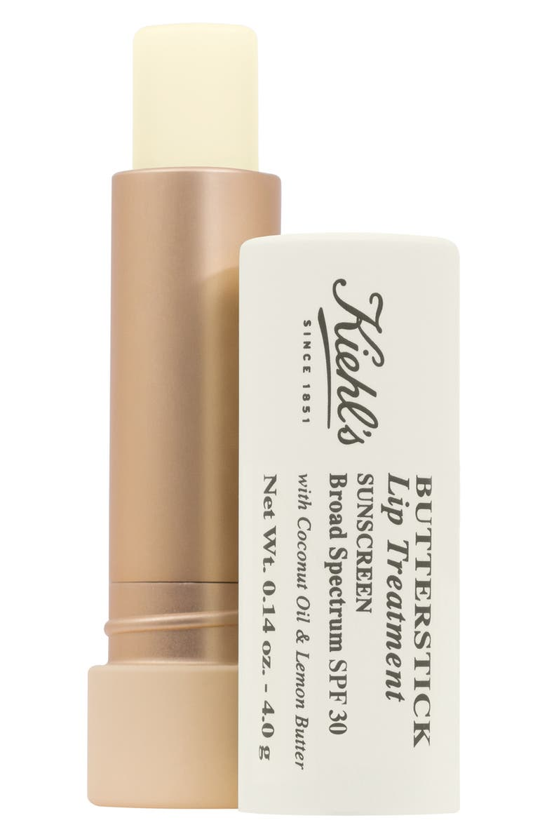 KIEHL'S SINCE 1851 Butterstick Lip Treatment SPF 30, Main, color, 100