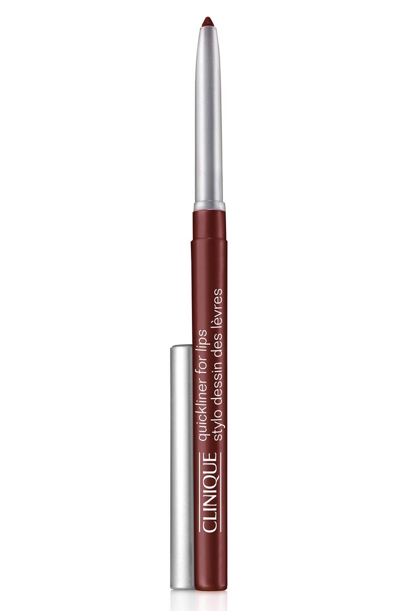 CLINIQUE Quickliner for Lips Lip Liner, Main, color, CHOCOLATE CHIP