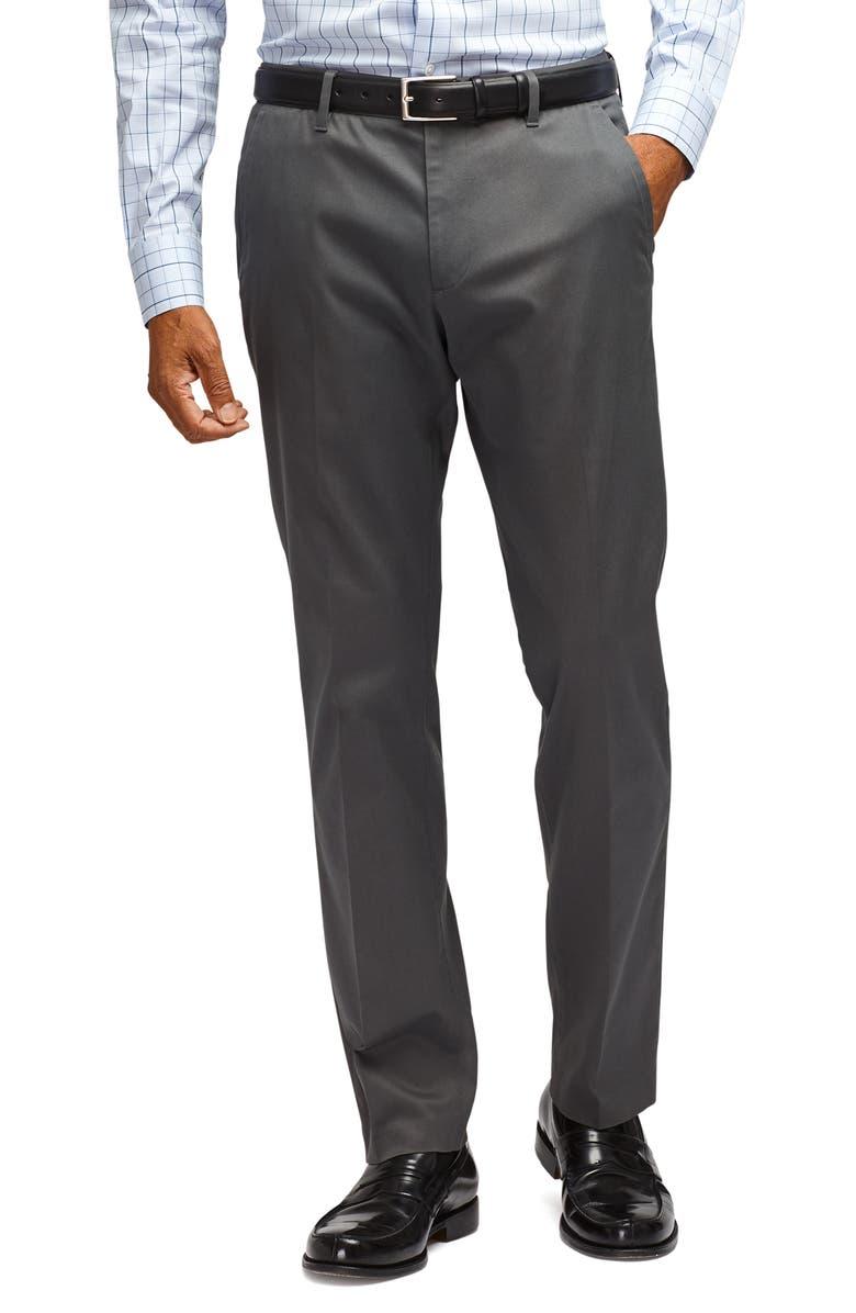BONOBOS Weekday Warrior Tailored Fit Stretch Pants, Main, color, FRIDAY SLATE