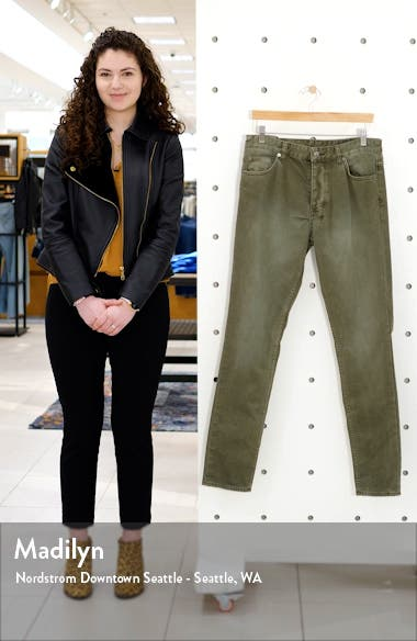 Chitch Deep Forest Skinny Fit Jeans, sales video thumbnail