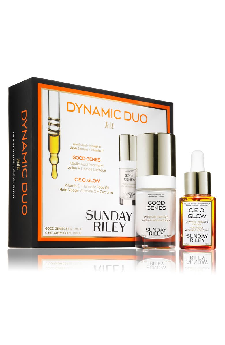 SUNDAY RILEY Dynamic Duo, Main, color, 000