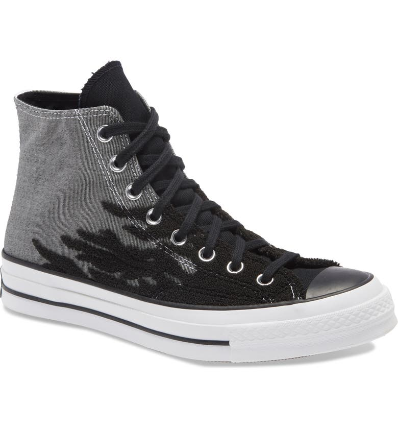 CONVERSE Chuck Taylor<sup>®</sup> All Star<sup>®</sup> 70 High Top Sneaker, Main, color, 002