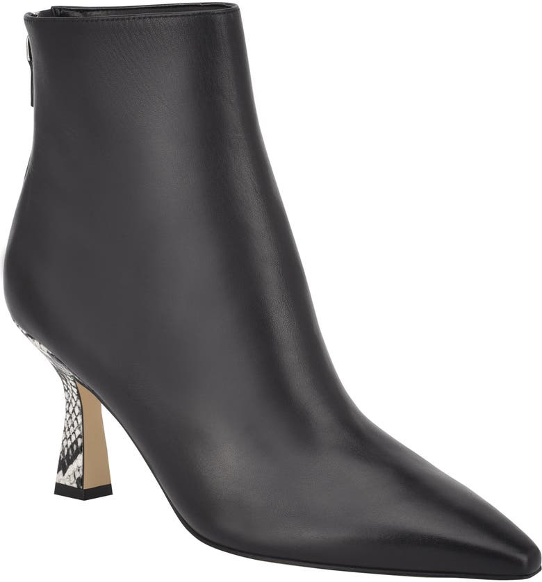 MARC FISHER LTD Hint Bootie, Main, color, 001