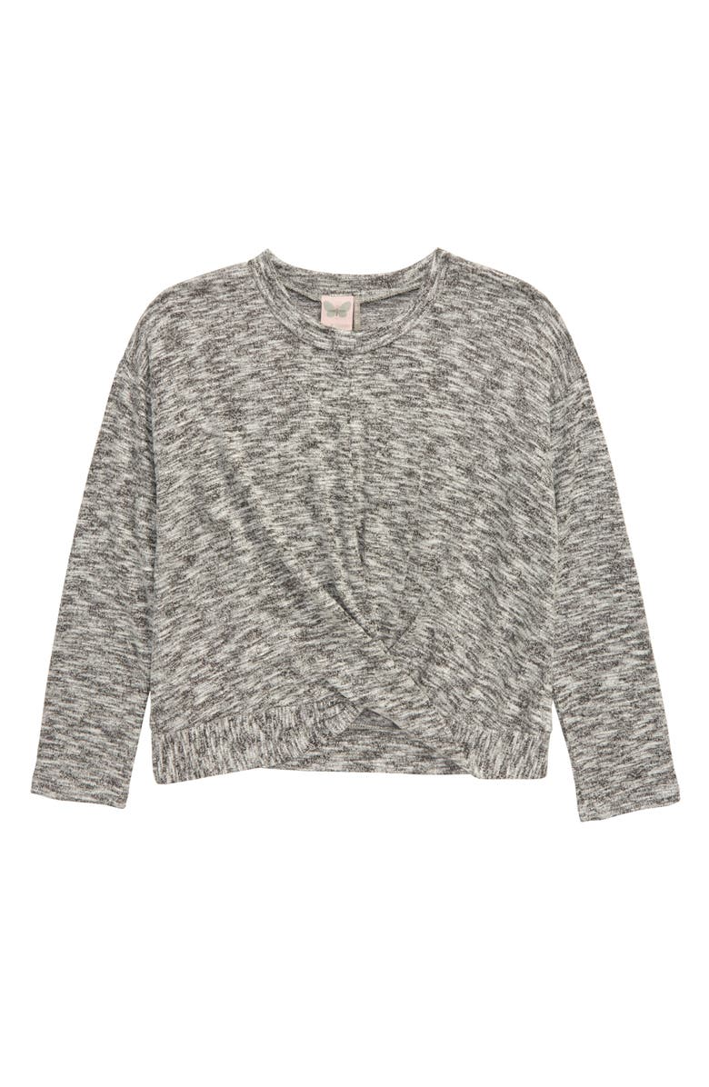 FOR ALL SEASONS Infinity Long Sleeve Top, Main, color, 020