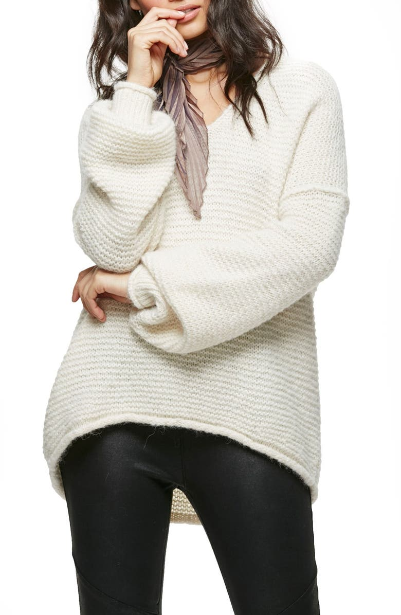 FREE PEOPLE All Mine Sweater, Main, color, 103