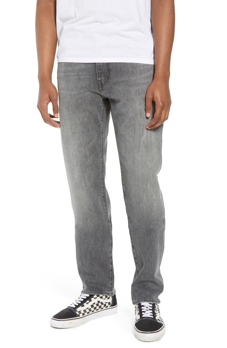 LEVI'S<SUP>®</SUP> 502<sup>™</sup> Slouchy Slim Fit Jeans, Main, color, 001