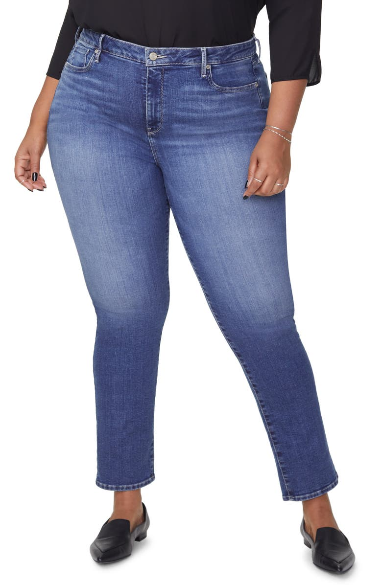 NYDJ Sheri Slim Jeans, Main, color, ALTON