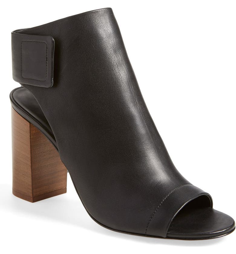 VINCE 'Faye' Leather Bootie, Main, color, 004