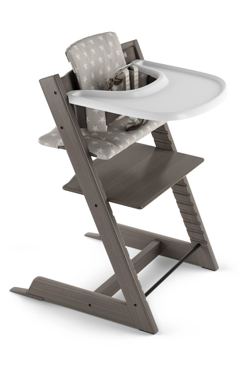 STOKKE Tripp Trapp<sup>®</sup> Chair, Baby Set, Cushion & Tray Set, Main, color, 025