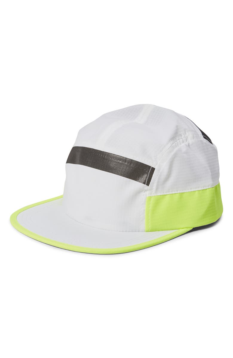 BROOKS Carbonite Performance Running Hat, Main, color, LUMINOSITY