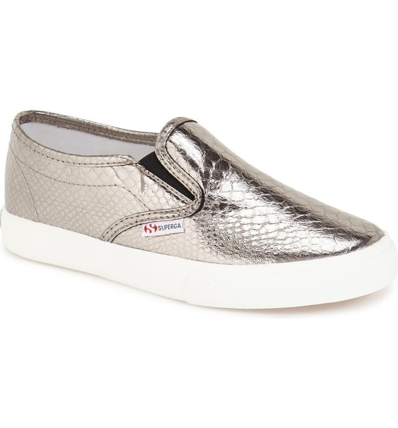 SUPERGA Slip-On Sneaker, Main, color, 020