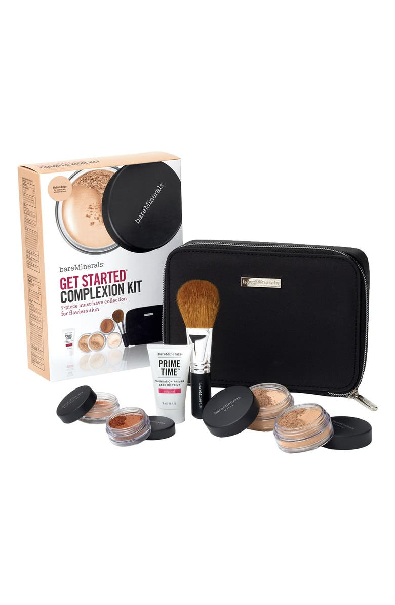 BAREMINERALS<SUP>®</SUP> Get Started Complexion Kit, Main, color, 110