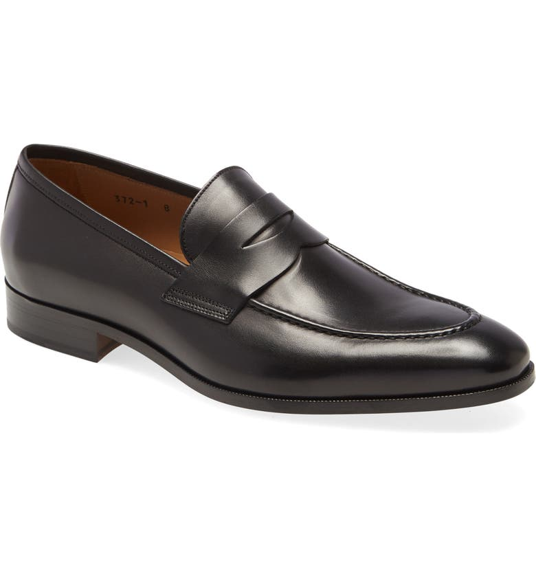 TO BOOT NEW YORK Tesoro Penny Loafer, Main, color, 002