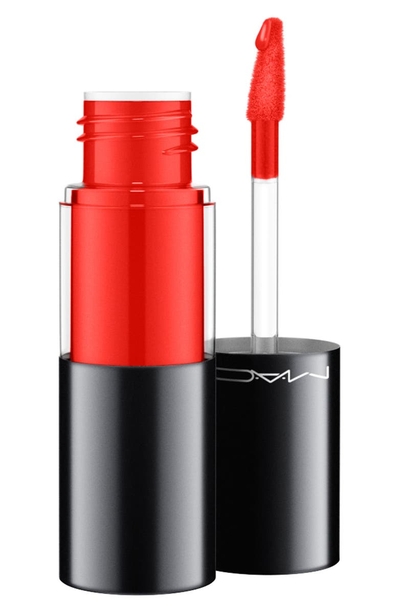 MAC COSMETICS MAC Versicolor Varnish Cream Lip Stain, Main, color, TO THE EXTREME