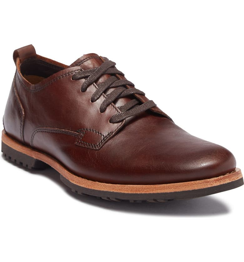 TIMBERLAND Bardstown Plain Toe Derby, Main, color, PUCE