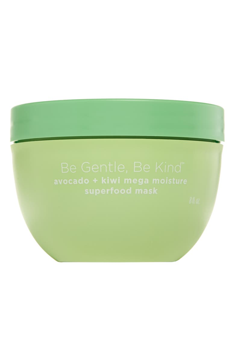 BRIOGEO Be Gentle, Be Kind Avocado + Kiwi Mega Moisture Superfood Mask, Main, color, No Color