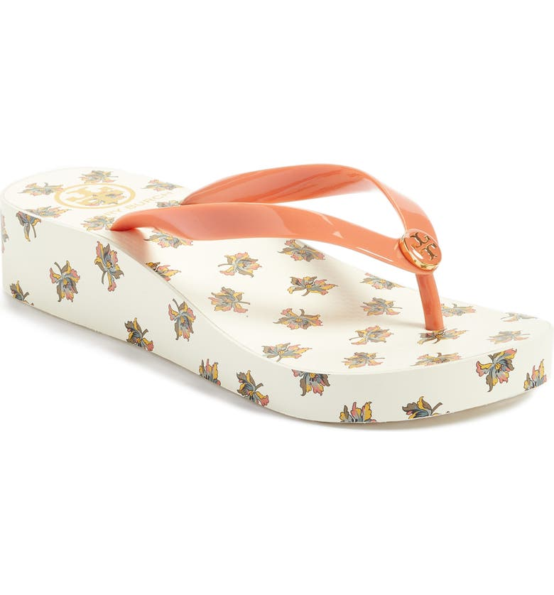 TORY BURCH Flip Flop, Main, color, 129