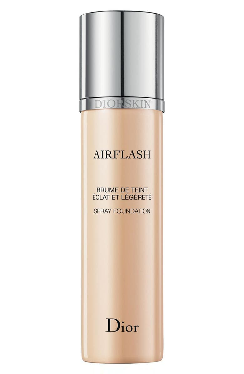 DIOR 'Diorskin Airflash' Spray Foundation, Main, color, 000