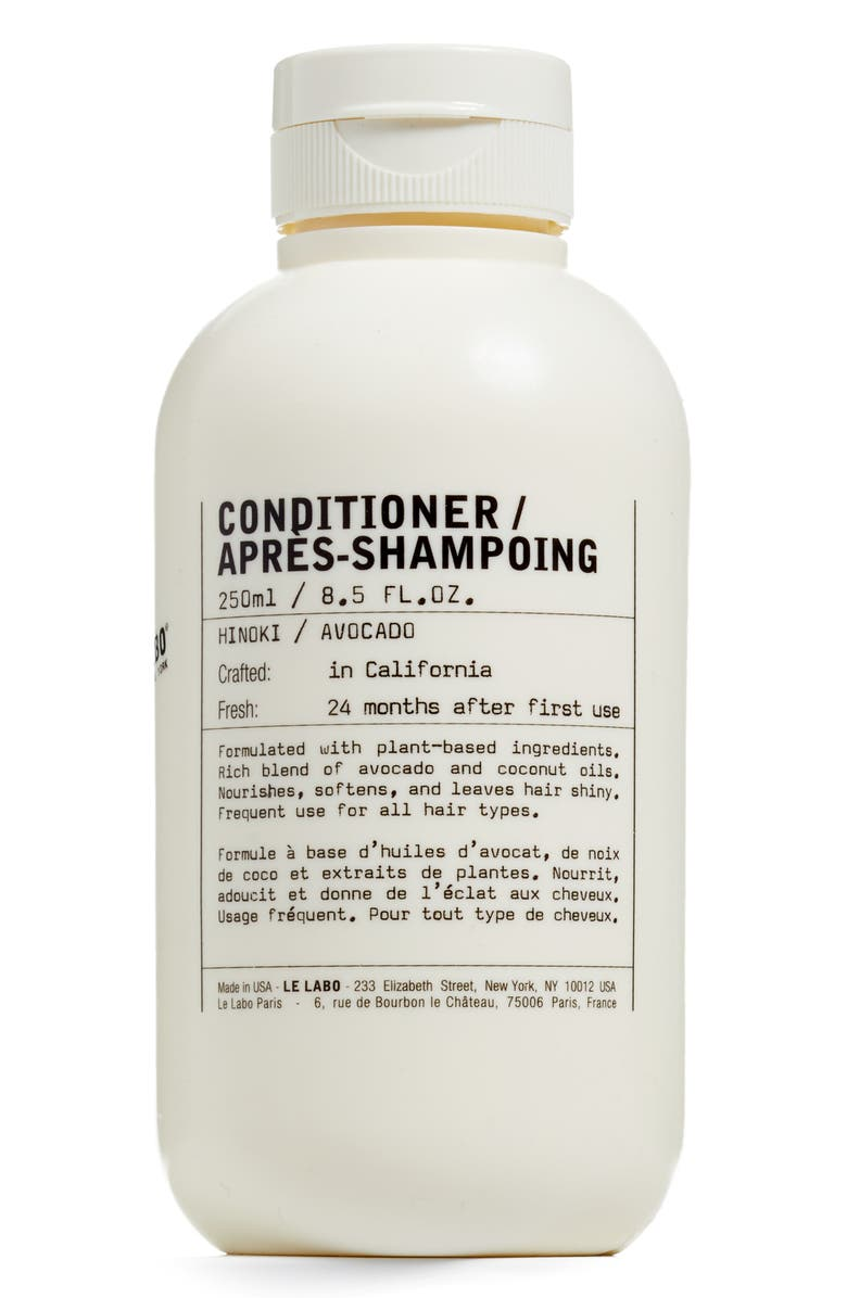 LE LABO Hinoki Conditioner, Main, color, No Color