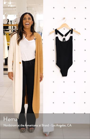 Rib Textured Ring One-Piece, sales video thumbnail