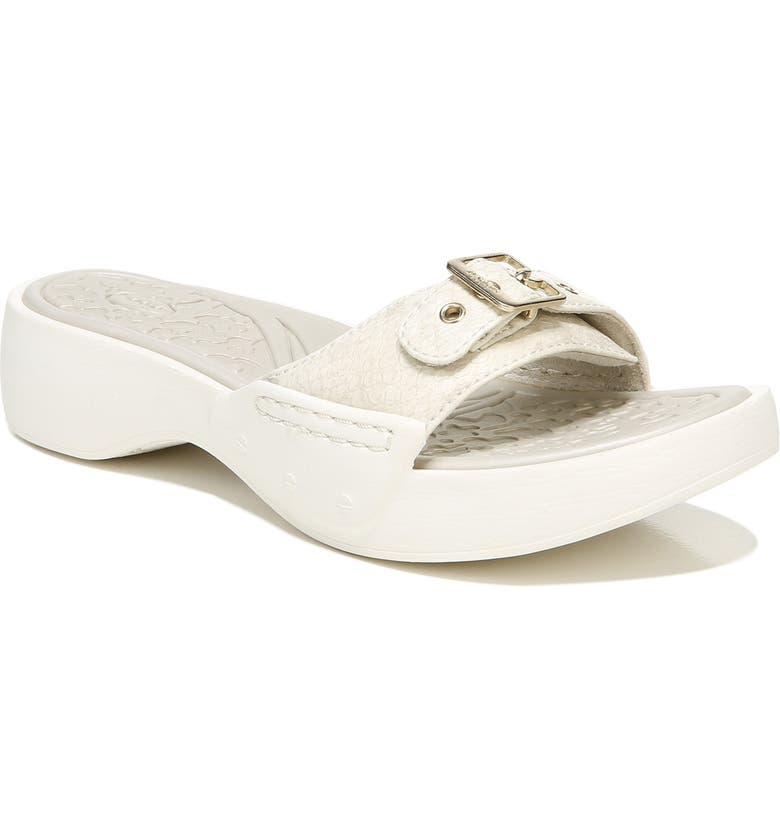 DR. SCHOLL'S Rock On Slide Sandal, Main, color, TOFU