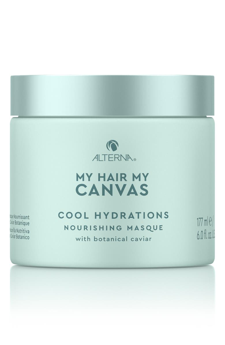 ALTERNA<SUP>®</SUP> Alterna My Hair, My Canvas Cool Hydrations Nourishing Hair Mask, Main, color, NO COLOR