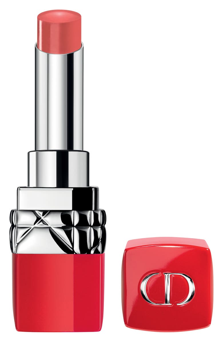 DIOR Rouge Dior Ultra Rouge Pigmented Hydra Lipstick, Main, color, 450 ULTRA LIVELY