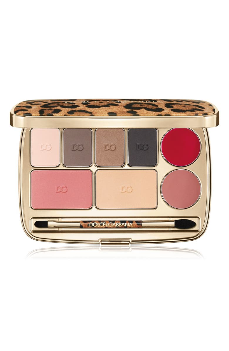 DOLCE&GABBANA BEAUTY 'Beauty Voyage' Palette, Main, color, 000