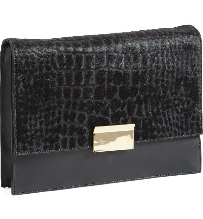 VINCE CAMUTO 'Caleb ' Clutch, Main, color, 005