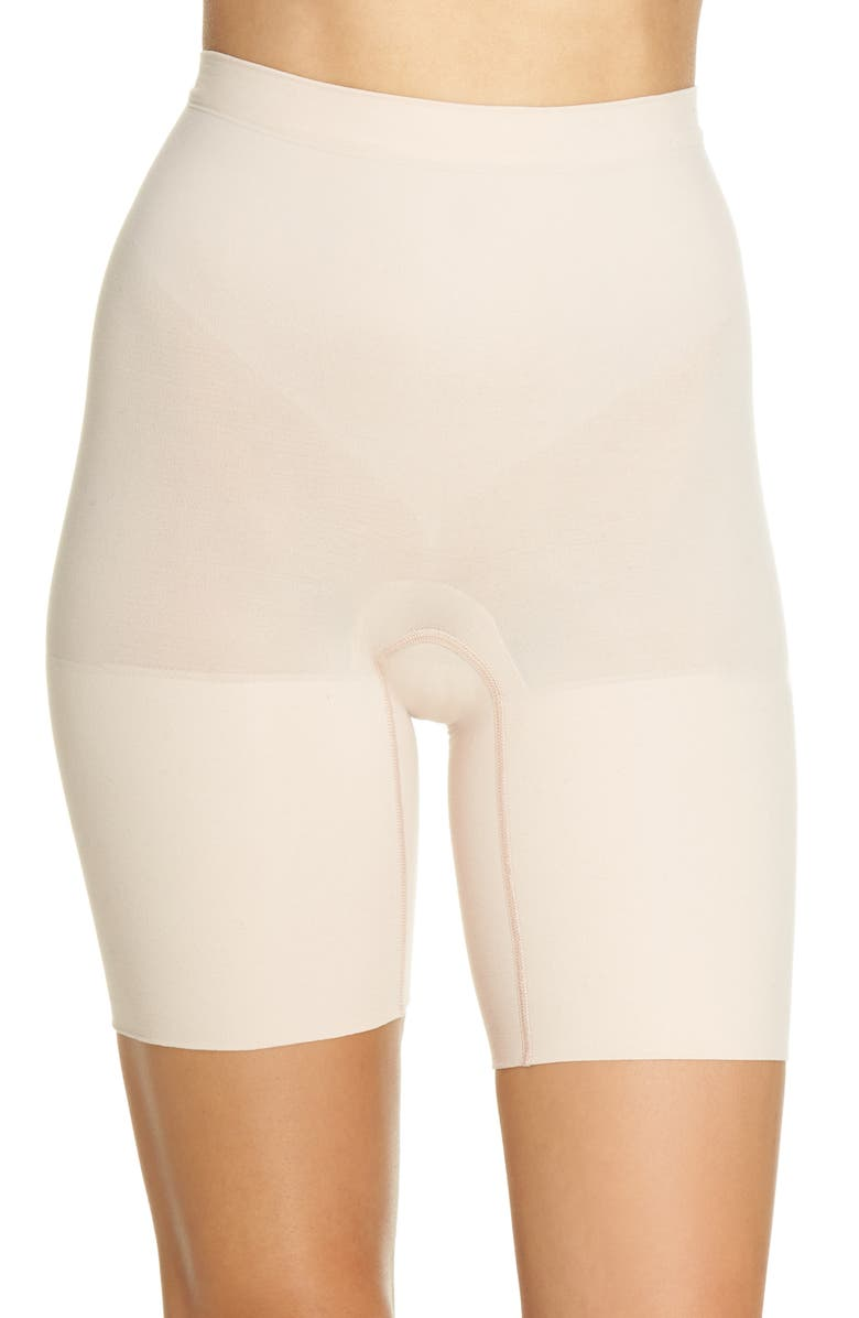 SPANX<SUP>®</SUP> Power Shorts, Main, color, SOFT NUDE